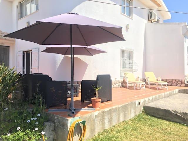 Lagoa beach house