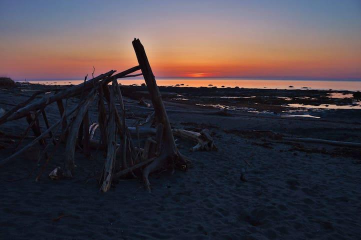 La Brise de Mer, maison de plage