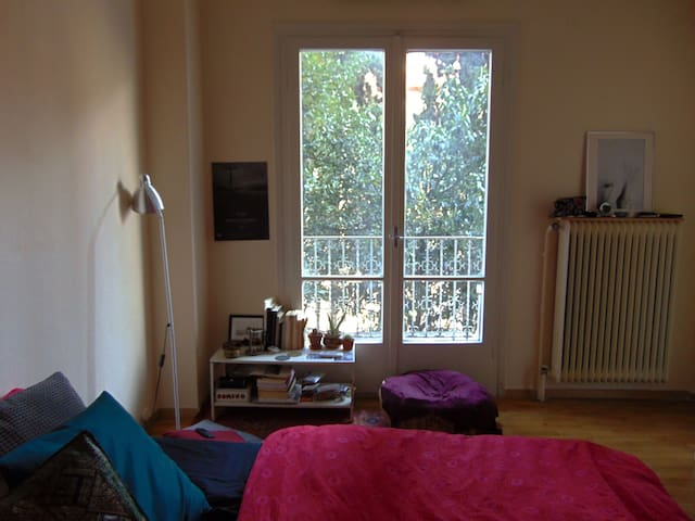 Cozy room in the centre of Thessaloniki - Thessaloniki - House