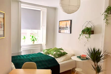 Great room in central CPH - Nyhavn! Own entrance!