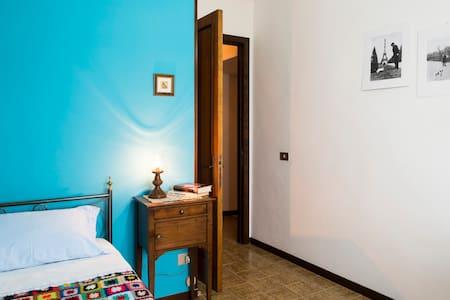 Stanza BLU: Animali di Doisneau - Ripe San Ginesio - Casa