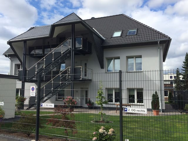 2 1/2 -Zimmer-Wohnung im Herzen von Koblenz - Koblenz - Apartment