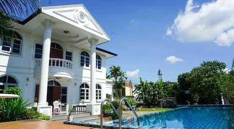 Greece's style Villa & Swimming pool #privacy&warm