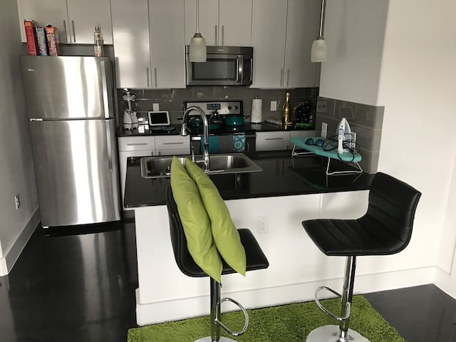 Cool laid back apartment - Frisco - Huoneisto
