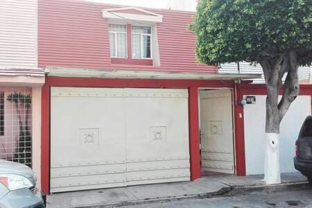 ALOJAMIENTO CERCA DEL CENTRO HISTÓRICO DE TLAX.