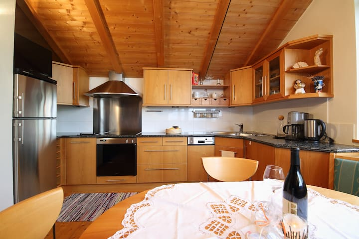 Holiday appartment in Val Gardena Dolomites - Province of Bolzano - South Tyrol - Lägenhet