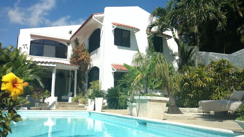 Ocean View Villa, Villas Cofresi