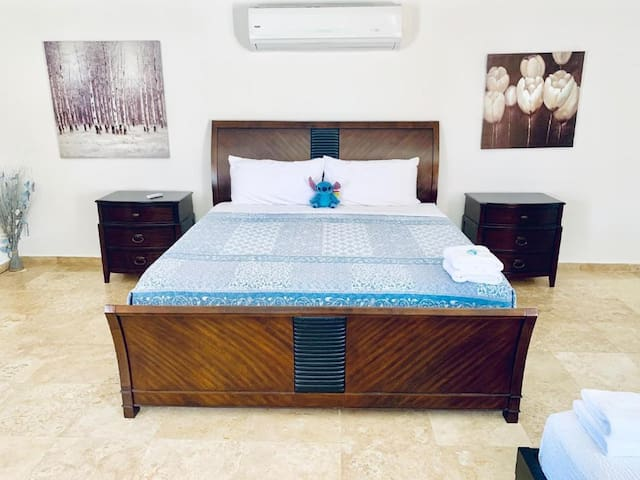 Room 204 - King Bed