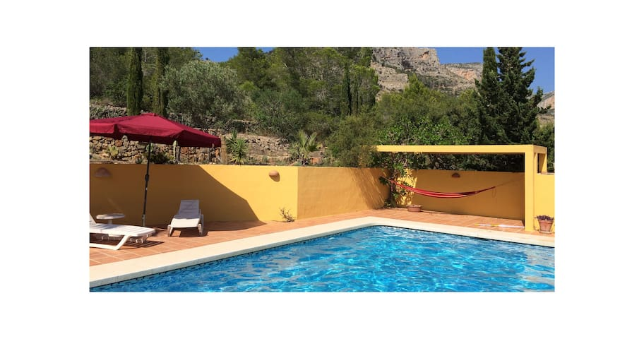 Holiday home / finca near Javea - Jesus Pobre - Villa