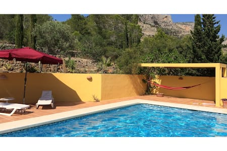 Holiday home / finca near Javea - Jesus Pobre