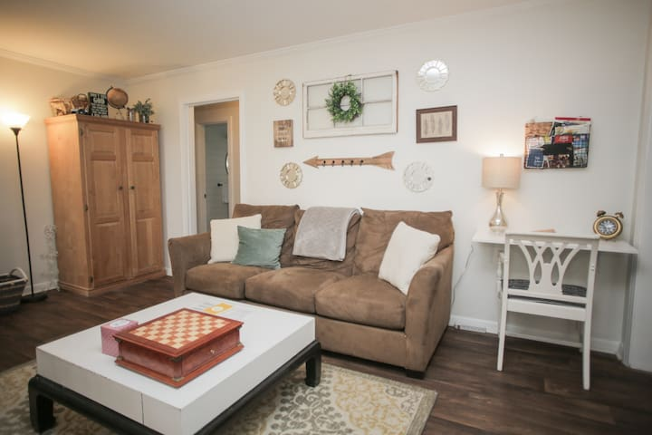 Adorable 3 Bedroom near BNA, Downtown & Opryland