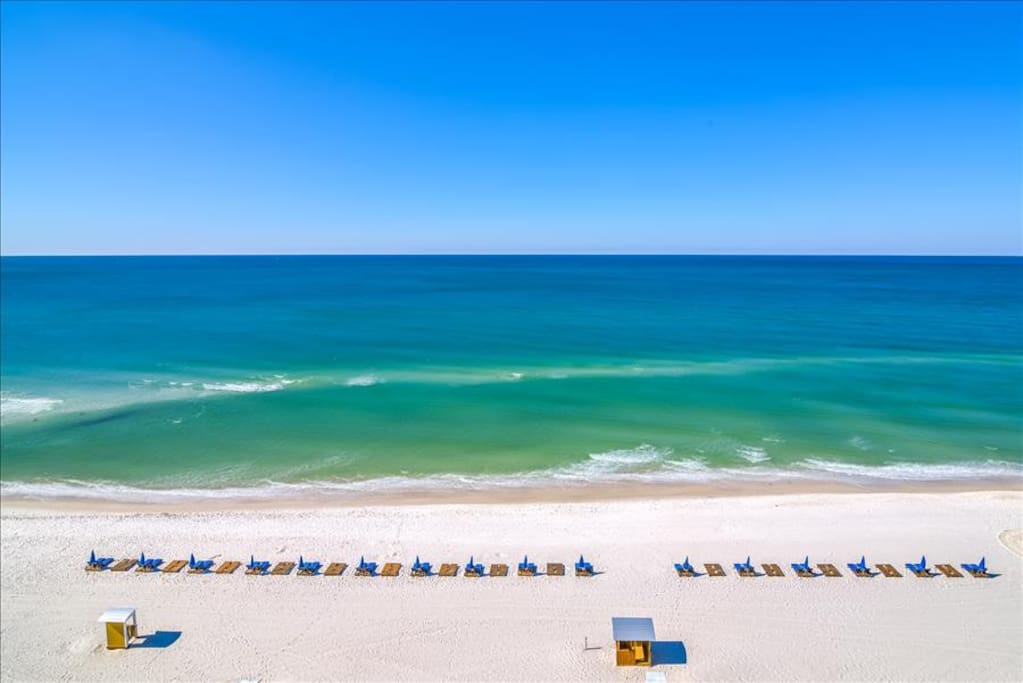 Spectacular Gulf Views from the 11th Floor