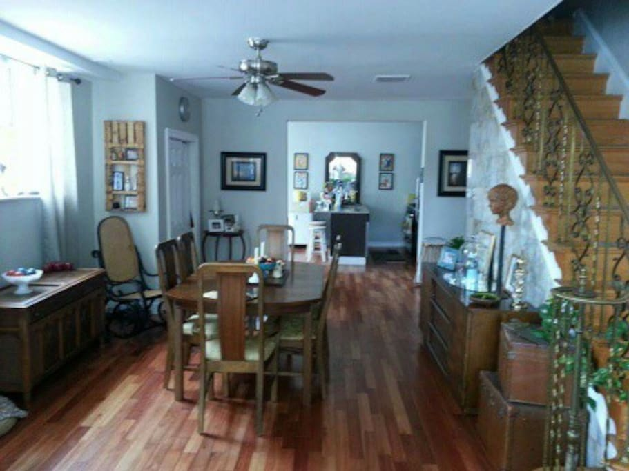 0pView of the Dining room