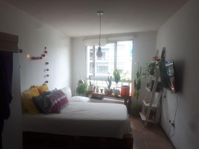 Super cómodo Monoambiente en Montevideo
