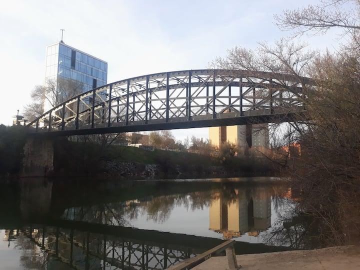 **Puente Colgante**