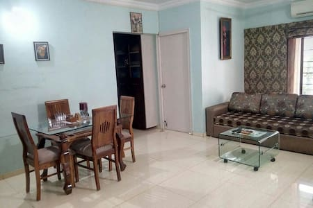 Serviced Apartment ATTRACTIVE OFFER - Mumbai - Appartement