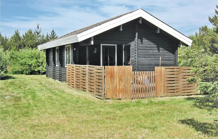 Holiday cottage with 2 bedrooms on 46m² in Nørre Nebel