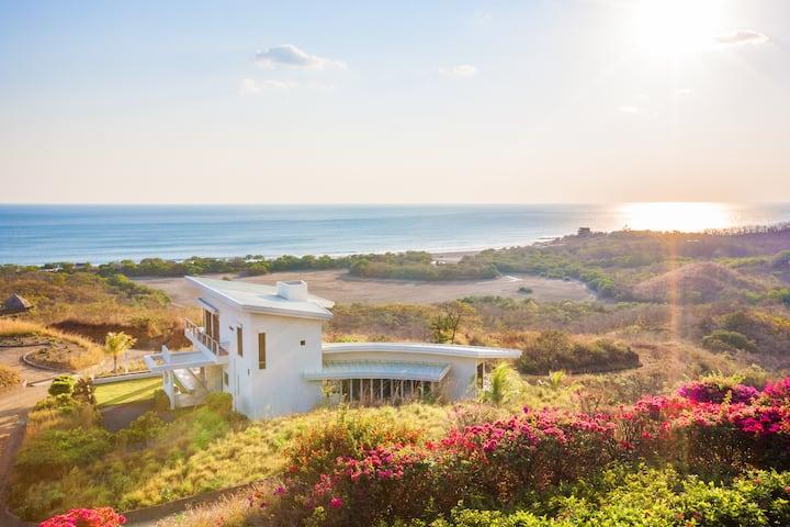 Casa Las Palmas - Fantastic Santana Hilltop Villa