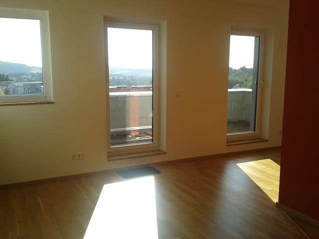 Ruhig, neu, hell und groß - Appartment in Uni-Nähe - Trier