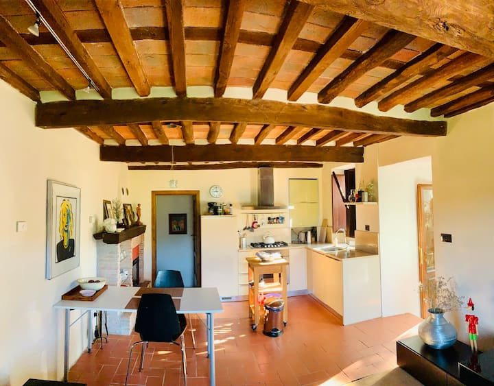 Charming 1-Bed Apartment in Bagni di Lucca