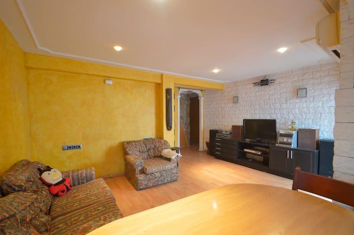 Piso completo muy acogedor y centrico - Alacant - Condominio