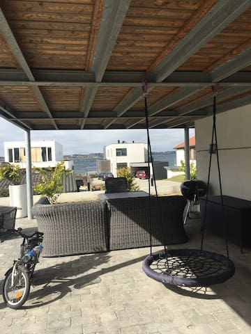 Beautiful view with good holiday - Middelfart - Apartamento