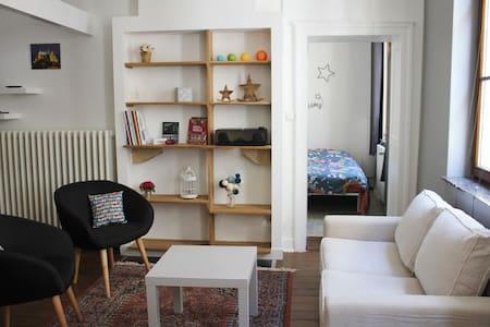 Appartement F1 bis, tout équipé, hyper-centre - Metz - Appartement