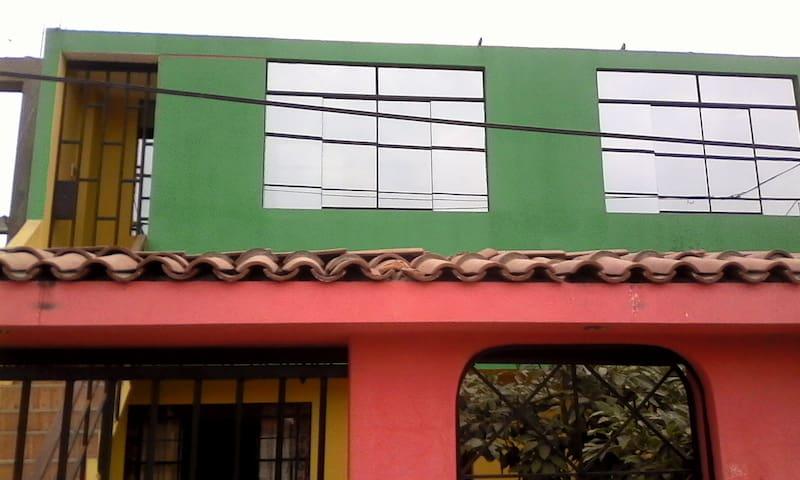 Habitaciones a 5 minutos de Costa Azul Beach