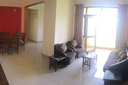 Manu's Luxurious 3BHK Apartment - Sancoale - 公寓