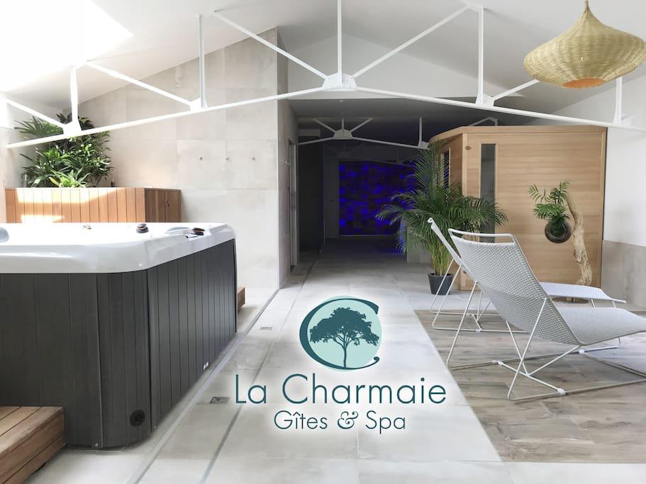 Spa - Espace Bien-être La Charmaie