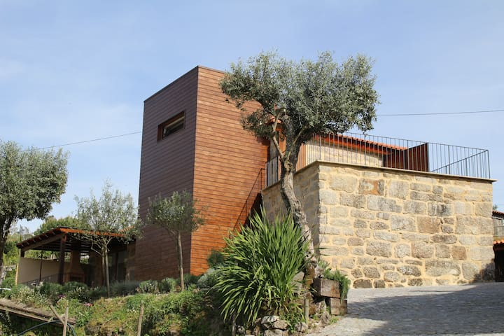 Casa de Jóia - Birdwatching house with pool - Porto - Villa