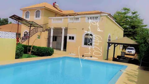 3 bdr  pool house  near Brusubi and brufut Heights