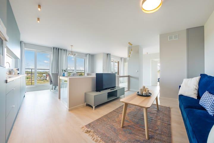Residence Apartament B 23/1 dla 6 osób