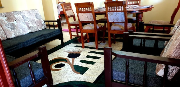 Holiday Home for Family getaway- Shanzu Mombasa