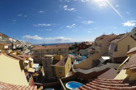 Apartment in VILLA with sea VIEW - Arguineguin