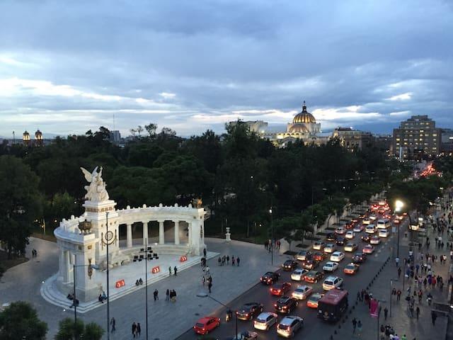 New Loft with an Amazing View in Downtown, C&D. - Ciudad de México - Loft