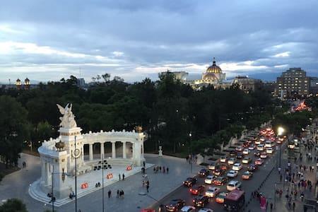 New Loft with an Amazing View in Down Town, C&D. - Ciudad de México