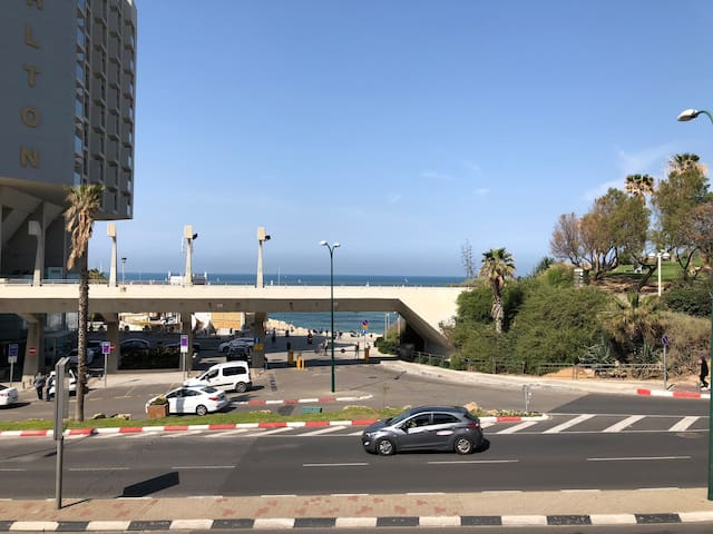 Amazing room in the best location of tel aviv
