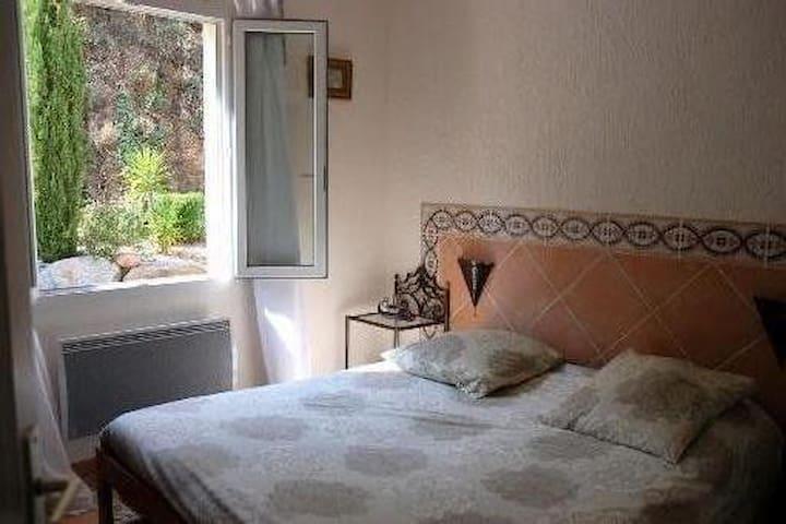 chambre deux couchages