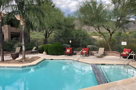 Tucson Condo in the Beautiful Catalina Foothills