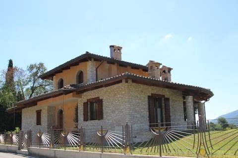 Calbertone family and bike holidays Urbino