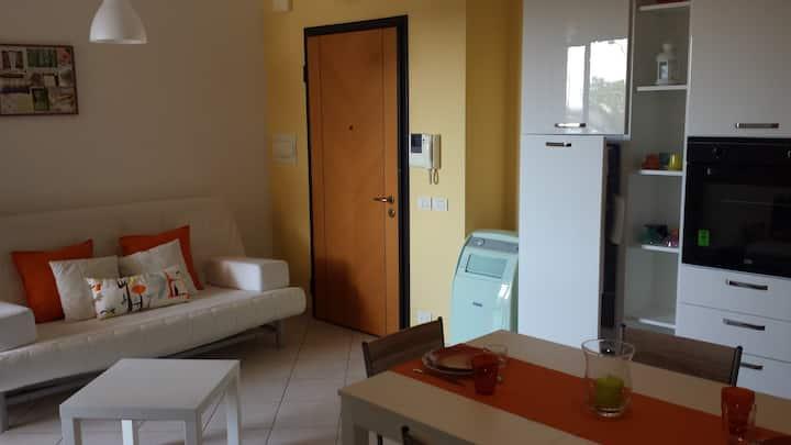 Casa Vacanze sul Mare con Balcone e altri confort