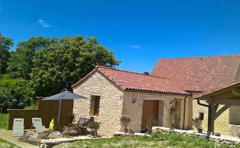 Gite à la Ferme - Marnac - Rumah