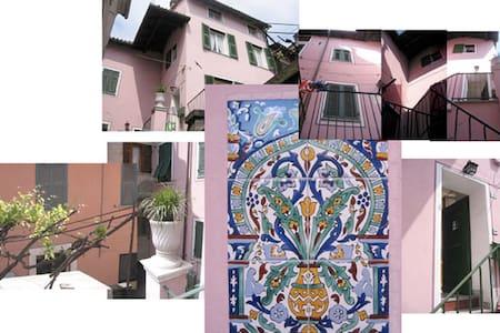CASA GAVI : medieval centre house - Gavi - บ้าน