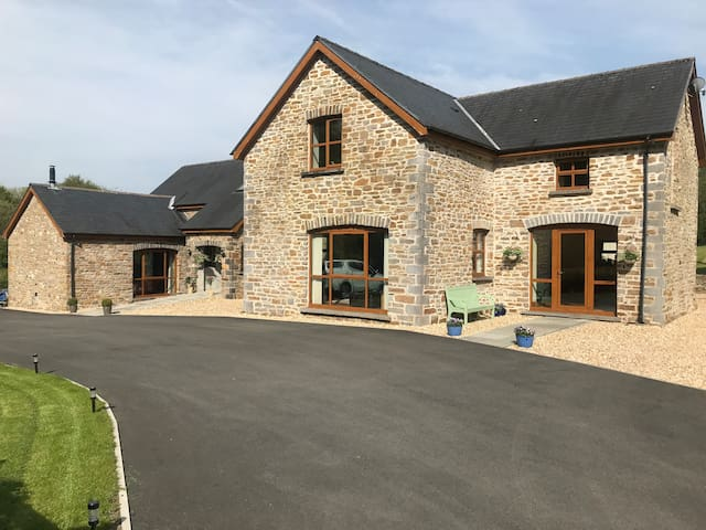 Cysgod Y Dderwen Country House En-suite B&B