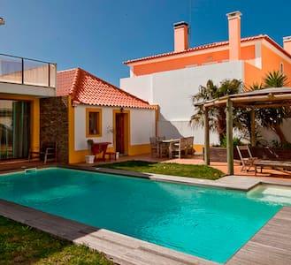 Atlantic Golden House - A dos Cunhados - Villa
