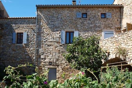 Le Bragalou, maison cévenole entièrement rénovée - Orgnac-l'Aven