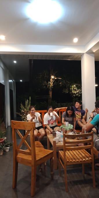 With Cebu Guest