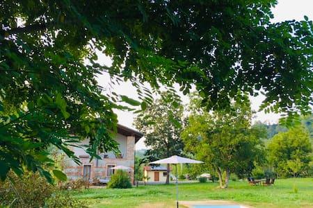 Casa al Tanaro -  Cozy country house with pool