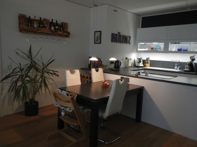 4-Zimmer-Neubauwohnung in zentraler Lage - Mainz - Condominium